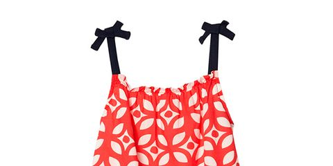 Product, Textile, Clothes hanger, Orange, Bag, Pattern, Active shorts, Home accessories, Undergarment, Trunks,