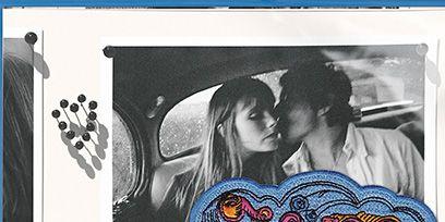 Interaction, Romance, Art, Love, Illustration, Kiss, Painting, Creative arts, Graphic design, Hug,