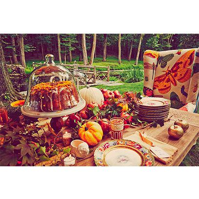 Blake Livelyu0027s Autumnal Baby Shower | Baby Shower Ideas | Easy To Steal  Ideas | Interiors