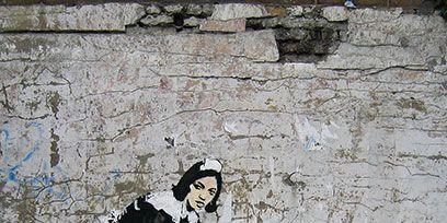 Wall, Art, Street art, Graffiti, Painting, Mural, Illustration, Paint, Housekeeper, Drawing,