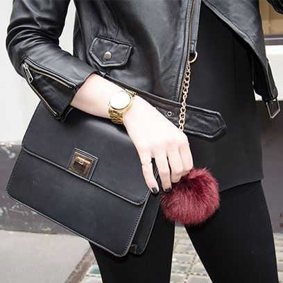 Product, Brown, Bag, Textile, Joint, Outerwear, Fashion accessory, Style, Street fashion, Leather,