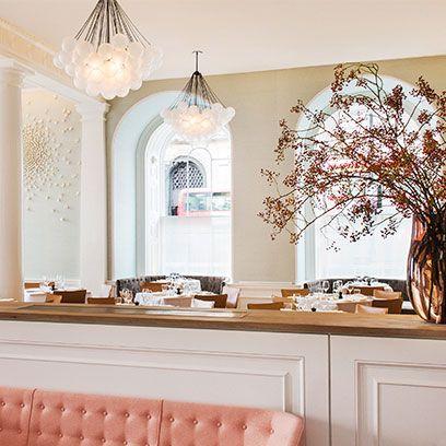 Room, Interior design, Branch, White, Wall, Twig, Light fixture, Interior design, Ceiling, Chandelier,