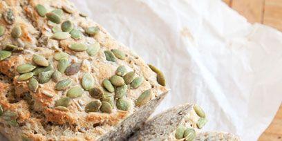 Food, Bread, Finger food, Baked goods, Gluten, Brown bread, Snack, Recipe, Dish, Linens,