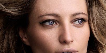 Lip, Mouth, Cheek, Brown, Eye, Hairstyle, Skin, Chin, Forehead, Eyebrow,