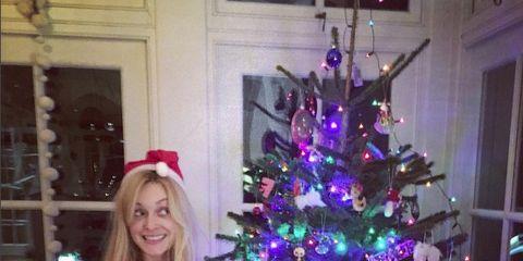 Event, Christmas decoration, Interior design, Winter, Christmas ornament, Christmas tree, Christmas eve, Interior design, Holiday ornament, Purple,