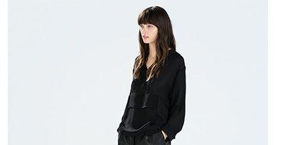 Clothing, Sleeve, Shoulder, Standing, Photograph, Joint, Collar, Elbow, Style, Knee,