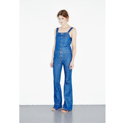 Blue, Sleeve, Shoulder, Textile, Denim, Standing, Waist, Style, Electric blue, Cobalt blue,