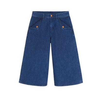 Blue, Denim, Textile, Pocket, White, Jeans, Style, Electric blue, Fashion, Azure,