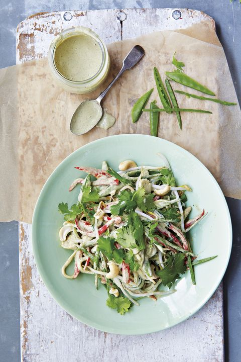 Serveware, Dishware, Food, Cuisine, Ingredient, Salad, Tableware, Dish, Recipe, Leaf vegetable,