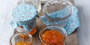 Liquid, Fluid, Orange, Produce, Ingredient, Food storage containers, Fruit preserve, Recipe, Home accessories, Mason jar,