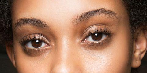 Nose, Lip, Cheek, Mouth, Brown, Hairstyle, Skin, Chin, Eyelash, Forehead,