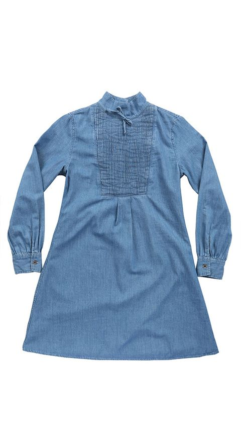 Blue, Product, Sleeve, Collar, Textile, White, Pattern, Electric blue, Fashion, Cobalt blue,