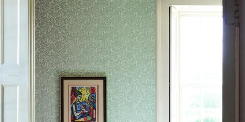 Room, Interior design, Flooring, Floor, Table, Wall, Furniture, Glass, Picture frame, Interior design,
