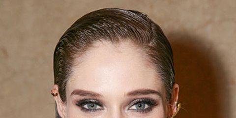 Hair, Head, Ear, Lip, Hairstyle, Skin, Forehead, Eyebrow, Eyelash, Style,