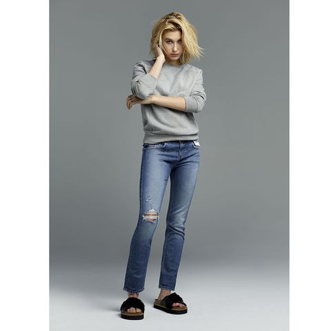 Clothing, Footwear, Leg, Product, Denim, Sleeve, Trousers, Jeans, Human body, Shoulder,