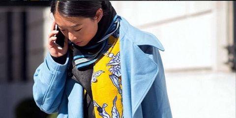 Sleeve, Jacket, Outerwear, Coat, Winter, Street fashion, Bag, Fashion, Blazer, Luggage and bags,