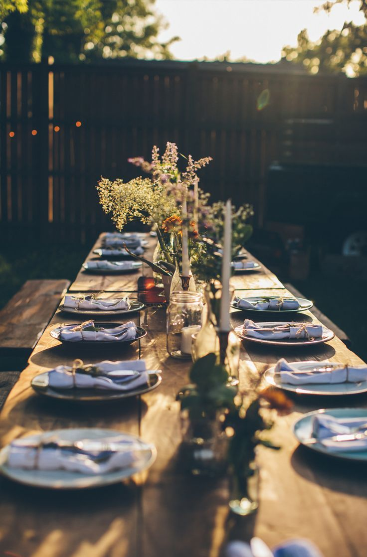 Exceptionnel How To Style Up Your Dinner Party Table | Dinner Party Table Setting Ideas  | Interiors | Easy To Steal Ideas | Redonline.co.uk
