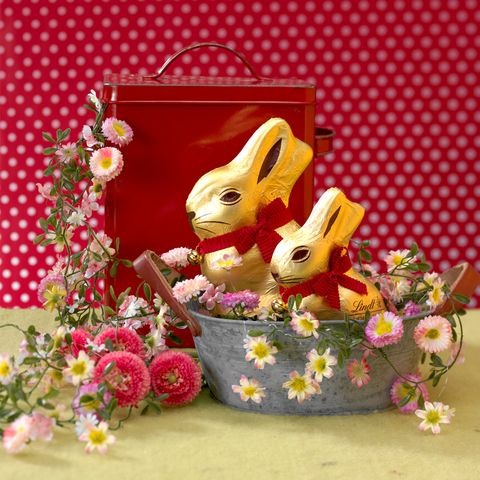 Easter bunny, Toy, Rabbits and Hares, Rabbit, Hare, Easter, Creative arts, Floral design, Artificial flower, Flower Arranging,
