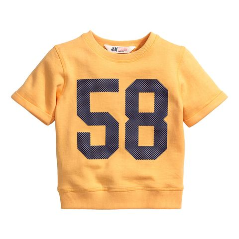 Clothing, Product, Jersey, Sports uniform, Sportswear, Yellow, Sleeve, Shoulder, Text, Shirt,