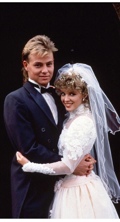 Veil, Wedding dress, Bridal clothing, Formal wear, Bridal accessory, Gown, Dress, Bridal veil, Suit, Bride,