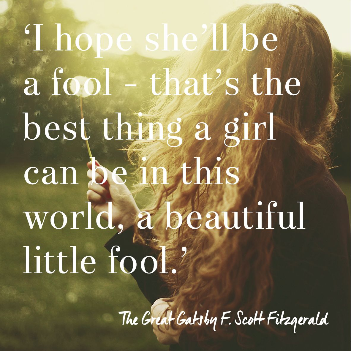 Best F Scott Fitzgerald Quotes Best Lines From Fitzgerald