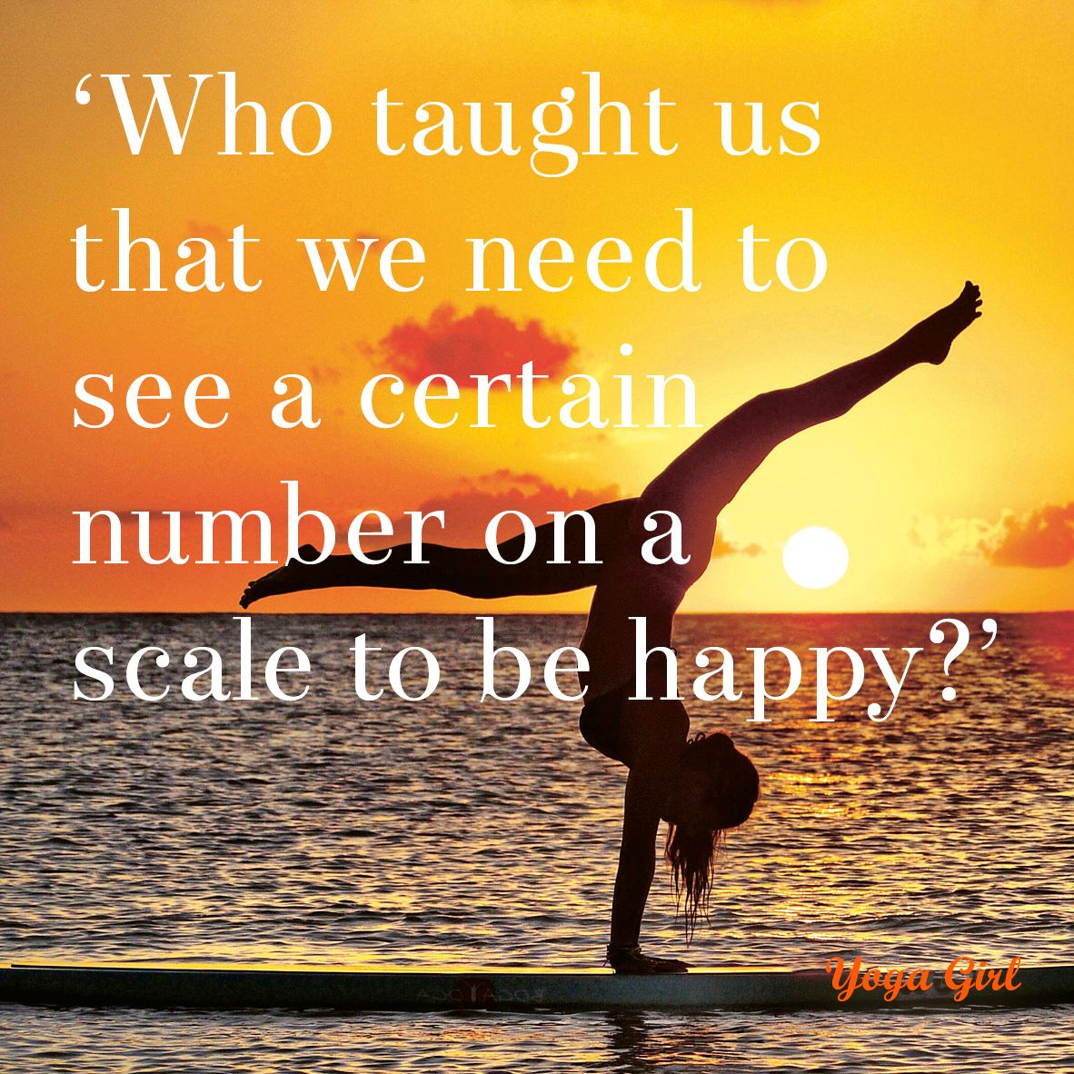 Inspirational Quotes From Yoga Girl