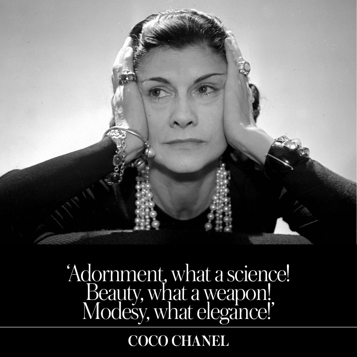 14 Coco Chanel quotes every Smart Woman should live by | Inspiring