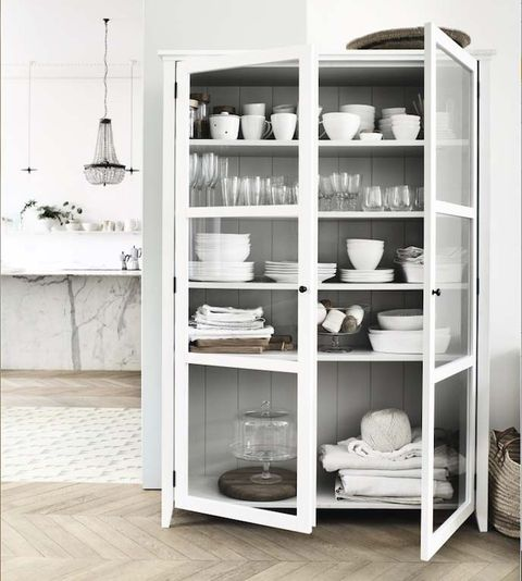Shelf, Shelving, Furniture, White, Display case, Cupboard, Room, Hutch, Cabinetry, Bookcase,