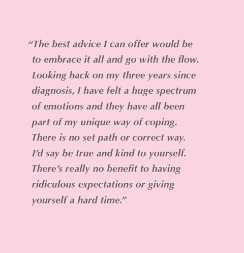 10 inspirational quotes on living with breast cancer