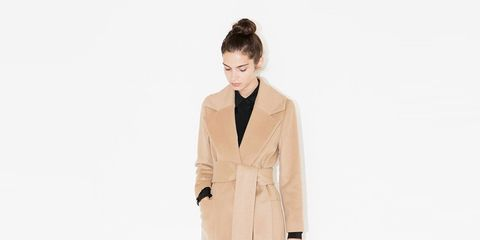 Collar, Sleeve, Coat, Shoulder, Textile, Standing, Joint, Outerwear, Overcoat, Style,
