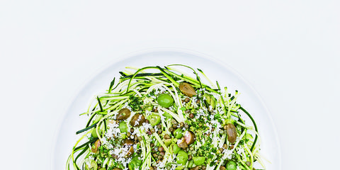 Food, Plant, Sprouting, Alfalfa sprouts, Dish, Vegetarian food, Cuisine, Ingredient, Vegetable, Produce,