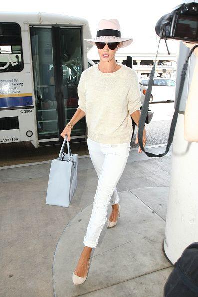 Eyewear, Vision care, Shoulder, Hat, Sunglasses, Textile, White, Style, T-shirt, Street fashion,