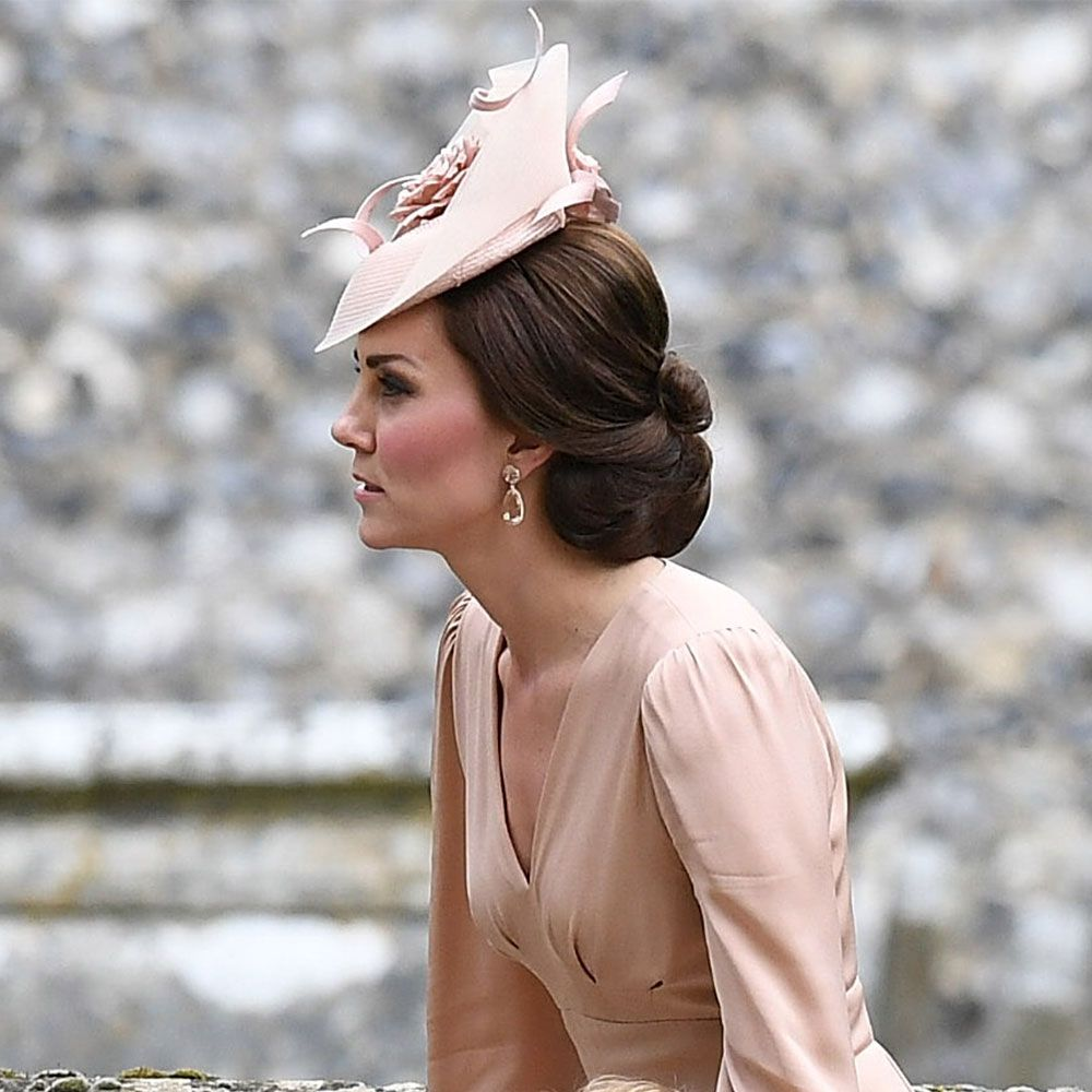 All The Times Kate Middleton Gave Us Hair Envy