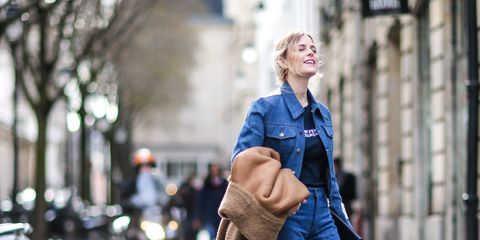 Jeans, Street fashion, Photograph, Blue, Denim, Standing, Fashion, Snapshot, Street, Human,