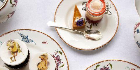 Dish, Food, Cuisine, Saucer, Ingredient, Dishware, Plate, Teacup, Serveware, Dessert,