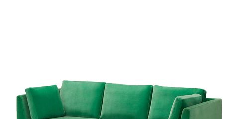 Green, Brown, Couch, Furniture, Turquoise, Living room, Outdoor furniture, Rectangle, Teal, studio couch,