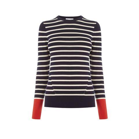 Product, Sleeve, Shoulder, Textile, White, Style, Orange, Carmine, Pattern, Electric blue,
