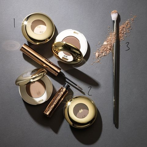 Metal, Brass, Bronze, Material property, Photography, Circle, Cosmetics, Bronze, Silver, Still life photography,