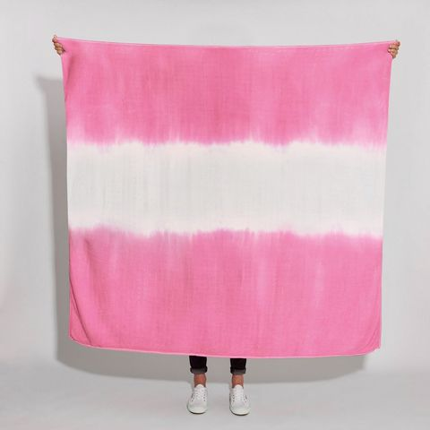 Pink, Magenta, Linens, Textile, Towel, Rectangle,