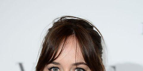 Face, Nose, Lip, Hairstyle, Eyebrow, Eyelash, Style, Amber, Beauty, Fashion,