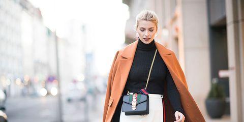 Sleeve, Shoulder, Bag, Style, Street fashion, Fashion accessory, Fashion, Luggage and bags, Shoulder bag, Lipstick,
