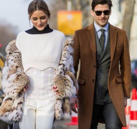 Human, Coat, Vertebrate, Trousers, Shirt, Suit, Outerwear, Collar, Style, Sunglasses,