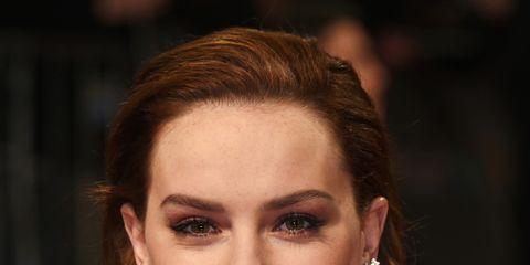 Hair, Face, Ear, Earrings, Mouth, Lip, Hairstyle, Chin, Forehead, Eyebrow,