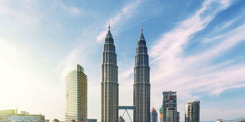 Metropolitan area, Skyscraper, Urban area, City, Cityscape, Metropolis, Daytime, Tower block, Sky, Landmark,