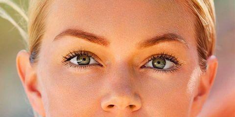 Face, Lip, Hair, Skin, Beauty, Eyebrow, Orange, Nose, Close-up, Chin,