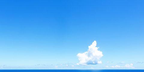 Body of water, Sky, Blue, Sea, Ocean, Water, Coast, Coastal and oceanic landforms, Tropics, Azure,