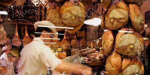 Food, Selling, Cuisine, Delicacy, Dish, Market, Delicatessen, Local food, Marketplace, Charcuterie,