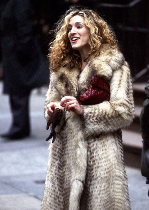 Carrie Bradshaw's best looks Sex and the City