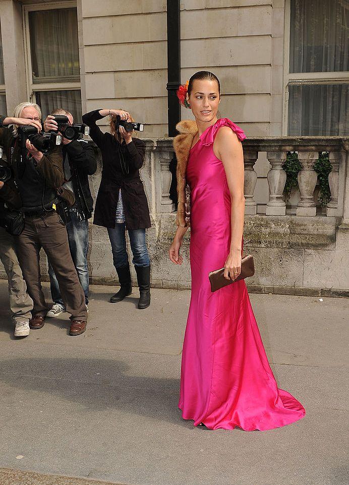 Celebrity Wedding Guests Wedding Dress Fashion Weddings