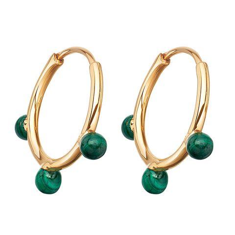 Jewellery, Earrings, Fashion accessory, Body jewelry, Green, Turquoise, Emerald, Gemstone, Turquoise, Jewelry making,